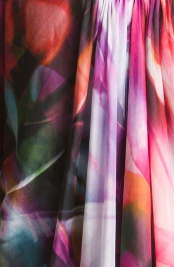 Alternate Image 3  - Maggy London Chiffon Shift Dress