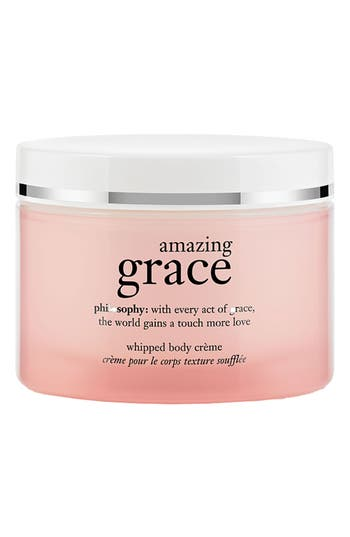 Philosophy Amazing Grace Whipped Body Cr 232 Me Nordstrom