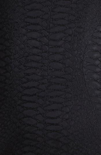Alternate Image 3  - Jay Godfrey 'Ines' Python Jacquard Dress (Nordstrom Exclusive)