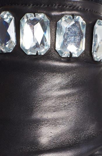 Alternate Image 2  - MICHAEL Michael Kors Fingerless Leather Gloves