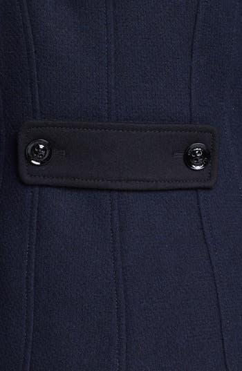 Alternate Image 3  - GUESS Colorblock Toggle Duffle Coat