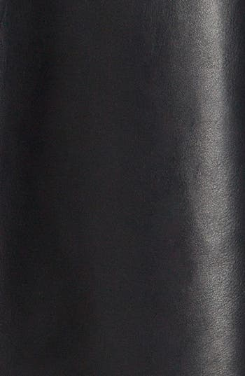 Alternate Image 5  - Jil Sander 'Pom Pom' Pleated Leather Skirt