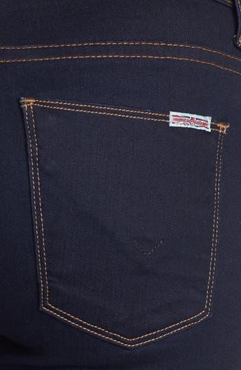 Alternate Image 3  - Hudson Jeans 'Nico' Super Skinny Jeans (Storm)