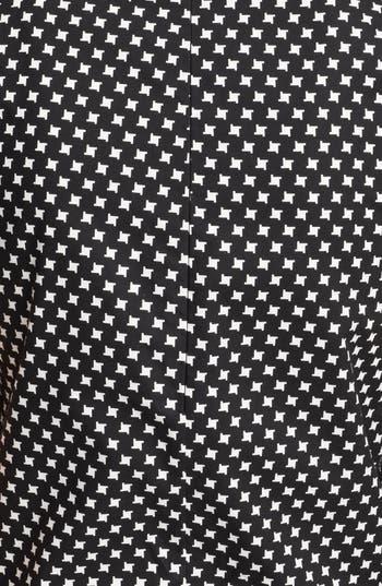 Alternate Image 3  - Marni Houndstooth Print Full Skirt Dress