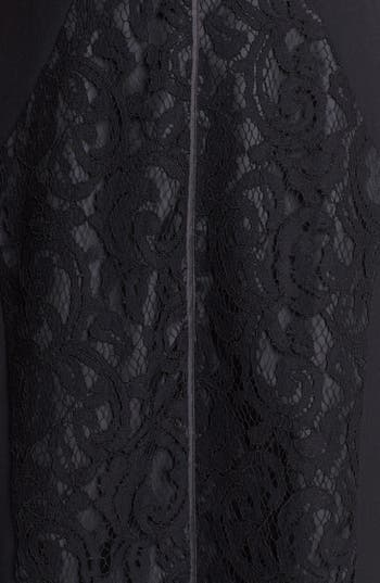 Alternate Image 3  - Ellen Tracy Lace Sheath Dress