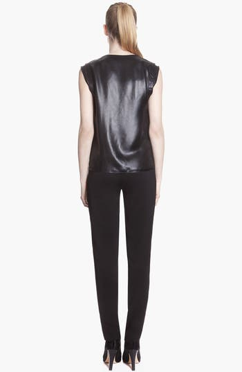 Alternate Image 2  - sandro 'Eclore' Coated Sleeveless Top