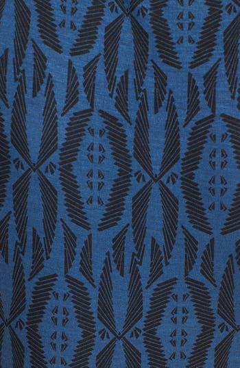 Alternate Image 3  - Print Body-Con Midi Dress