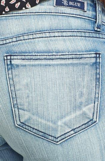 Alternate Image 3  - STS Blue 'Joey' Destroyed Boyfriend Jeans