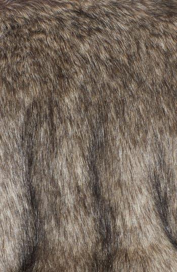 Alternate Image 3  - Cecico Faux Fur Coat (Juniors)