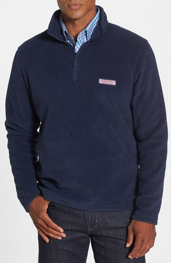 Vineyard Vines Polartec 174 100 Fleece Quarter Zip Pullover