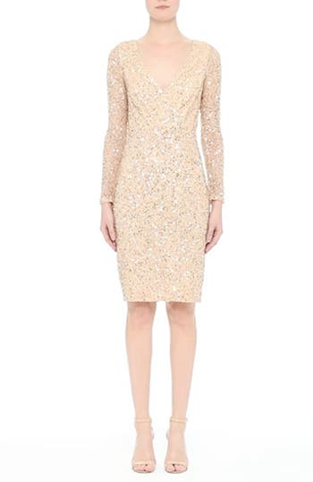 Sequin Body-Con Dress, video thumbnail