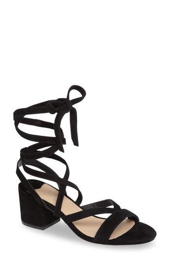 Tony Bianco Amor Ankle Wrap Sandal (Women)