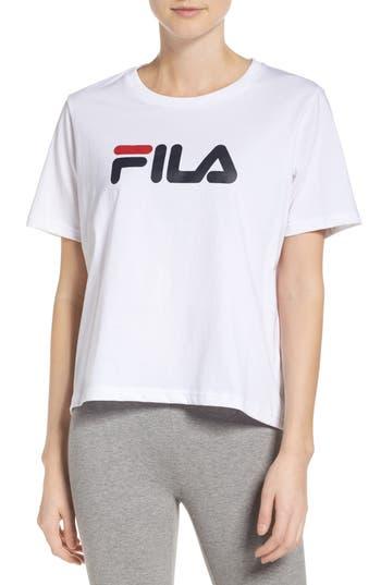 FILA Miss Eagle Logo Tee