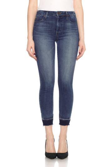 Joe's Charlie High Rise Crop Skinny Jeans (Jonette)