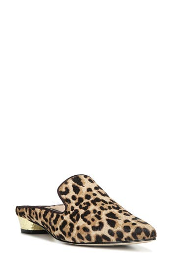 Sam Edelman Augustine Patterned Loafer Mule (Women)