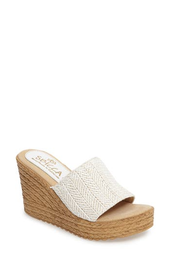 Sbicca Mary Espadrille Platform Wedge (Women)