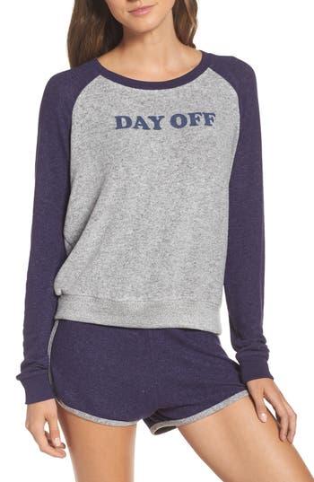 Make + Model Sweatshirt & Shorts