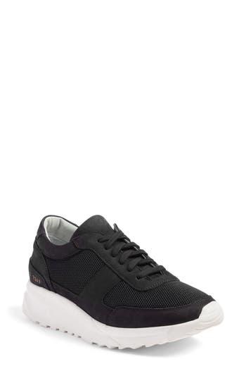 Common Projects Track Flatform Sneaker (Women)
