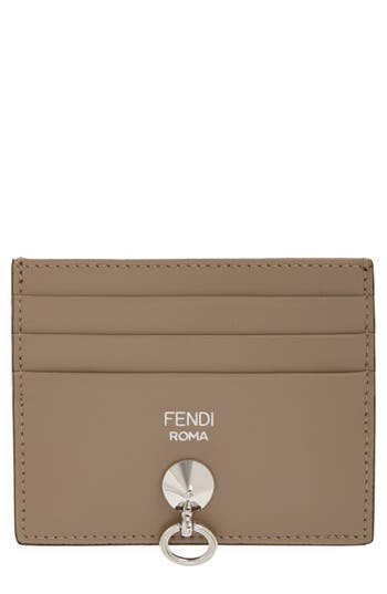 Fendi Liberty Calfskin Card Ca..
