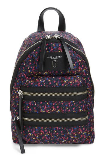 MARC JACOBS Mixed Berries Mini Biker Backpack