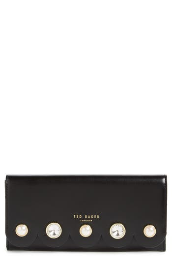 Ted Baker London Orica Leather Matin?e Clutch