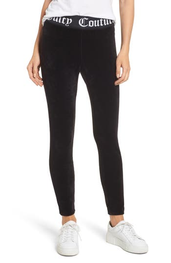 Juicy Couture Stretch Velour L..