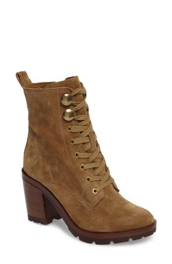 Frye Myra Lug Combat Boot ..