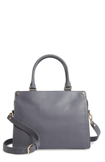 Treasure & Bond Logan Leather Satchel