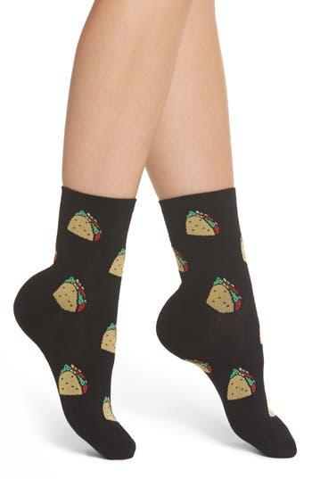 SOCKART Taco Ankle Socks