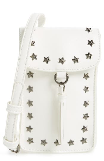 BP. Studded Faux Leather P..
