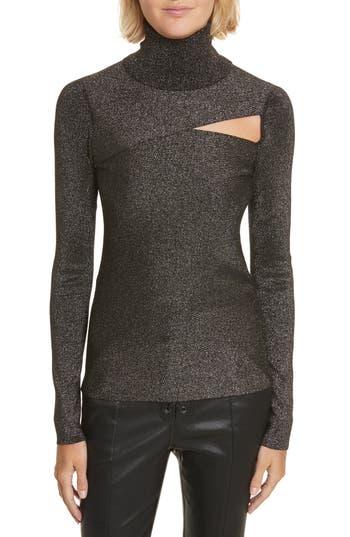 A.L.C. Camden Cutout Sweater