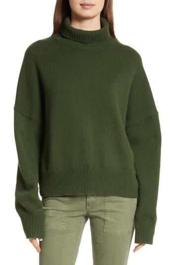 Nili Lotan Serinda Wool & Cashmere Turtleneck Sweater