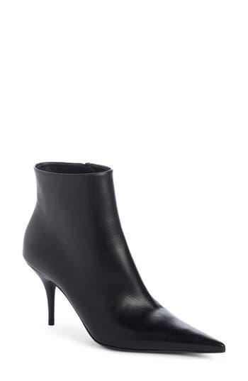 Balenciaga Pointy Toe Boot..