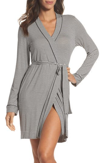Aldridge Stripe Short Robe by Ugg®