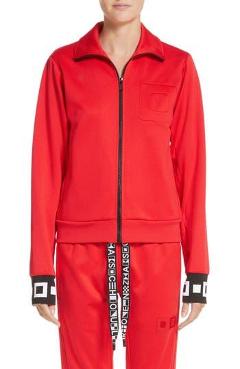 Proenza Schouler PSWL Jersey Track Jacket