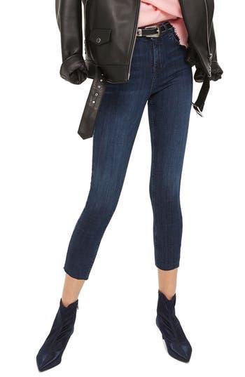Jamie High Waist Skinny Jeans by Topshop