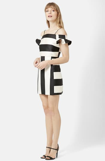 Bardot A Line Dress by Topshop