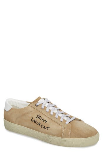 Low Top Sneaker by Saint Laurent