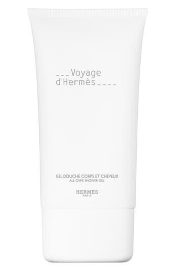 Main Image - Hermès Voyage d'Hermès - All-over shower gel