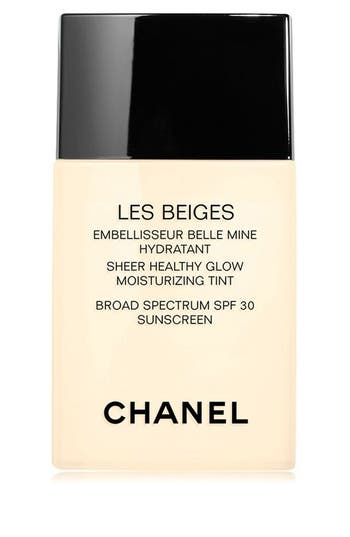 Les Beiges Sheer Healthy Glow Moisturizing Tint Broad Spectrum Spf 30 by Chanel