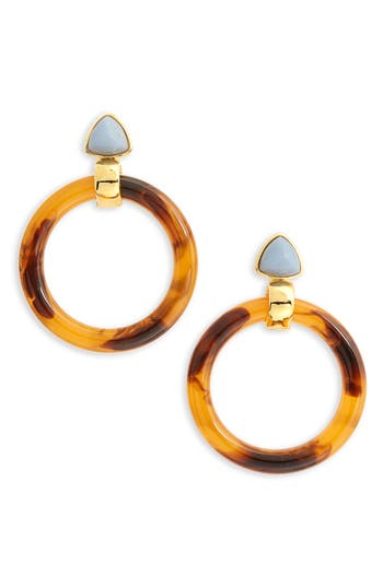 Sunset Hoop Earrings by Lizzie Fortunato