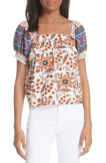 Cleona Cotton Top by Joie