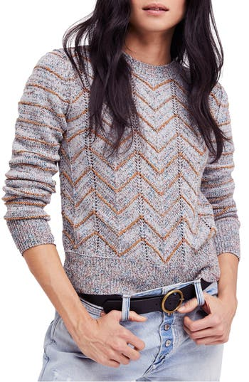 Zigzag Pullover by Free People
