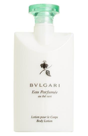 Alternate Image 1 Selected - BVLGARI 'Eau Parfumée au thé Vert' Body Lotion