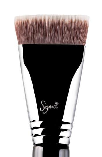 Alternate Image 2  - Sigma Beauty F77 Chisel and Trim Contour™ Brush