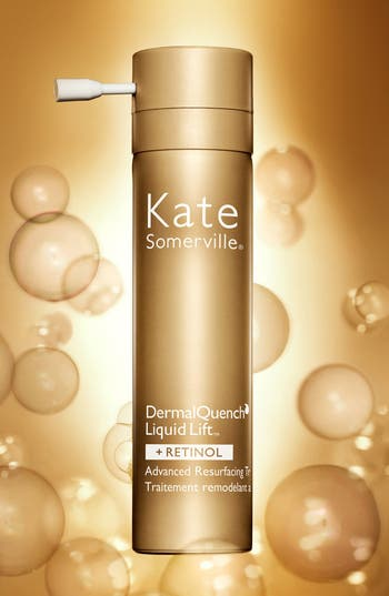 Alternate Image 3  - Kate Somerville® DermalQuench Liquid Lift™ + Retinol Advanced Resurfacing Treatment