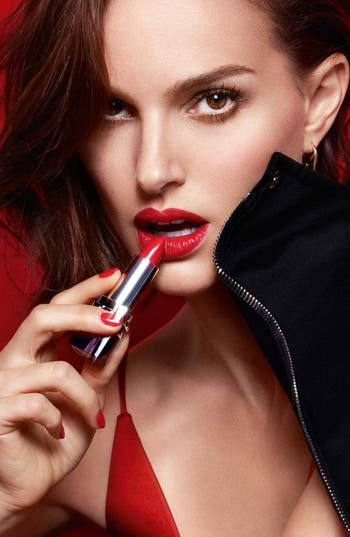 'Rouge Dior' Lipshine & Care Couture Colour,                             Alternate thumbnail 2, color,