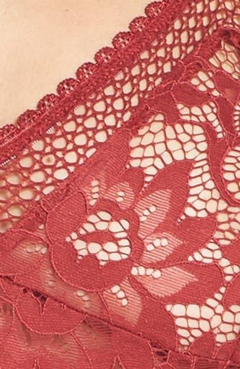 Alternate Image 5  - Else 'Petunia' Sheer Bodysuit