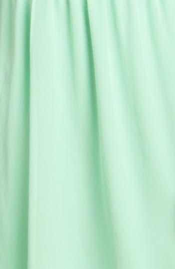 Alternate Image 3  - Lush 'Drew' Blouson Tank Dress (Juniors)