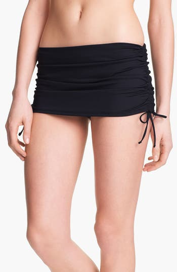 La Blanca Skirted Hipster Bikini Bottoms